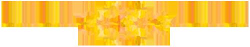 Yellow Swirl Divider